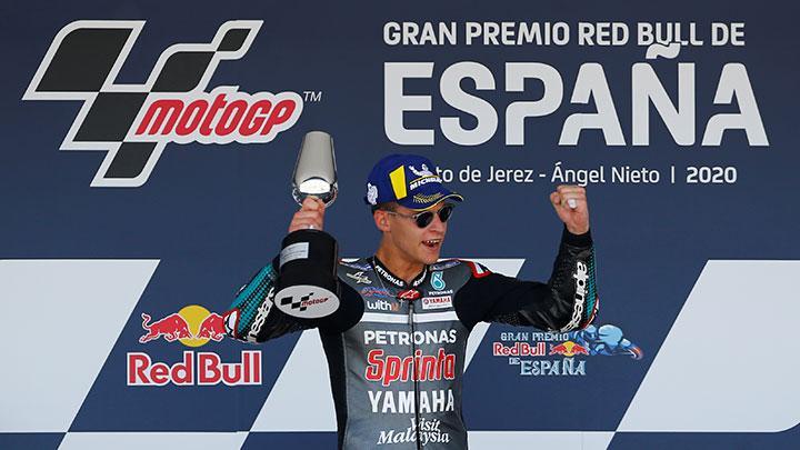 Laporan Hasil Balapan MotoGP Spanyol: Penuh Drama