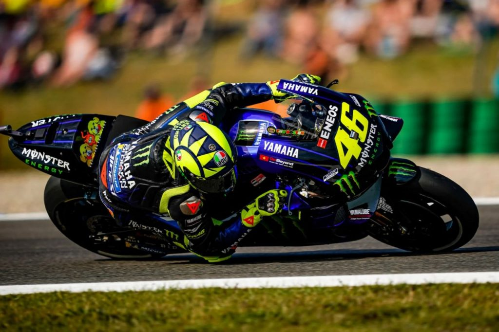 Valentino Rossi Dirumorkan Pensiun MotoGP Musim Depan