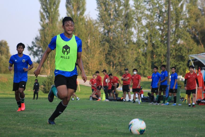 Timnas U-19 Akan Lawan Qatar, Shin Tae-yong Ingin Lihat Perkembangan Pemain