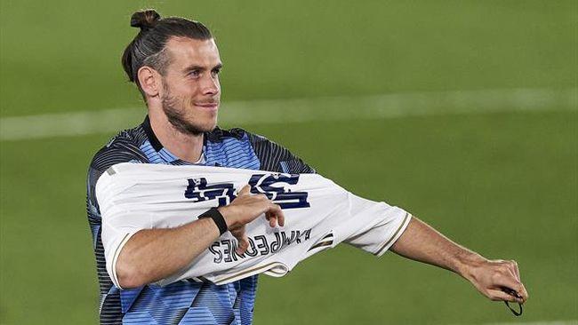 Gareth Bale Resmi Pulang ke Inggris