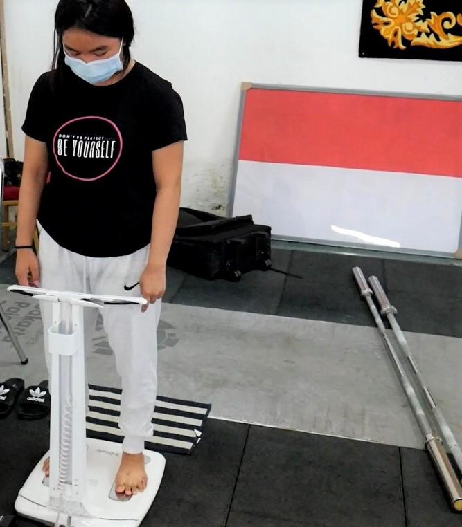 Pelatnas Angkat Besi Terapkan Sport Science dengan Teknologi Mutakhir